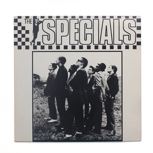 Specials|The Specials | 80's Rp | Used Lp