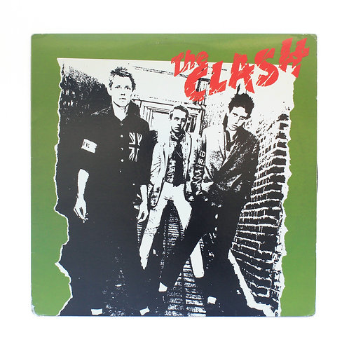 Clash (The) ‎| The Clash | Re 36060 Epic | Used lp