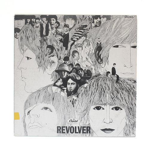 Beatles | The Beatles|Revolver | 1976 rp |