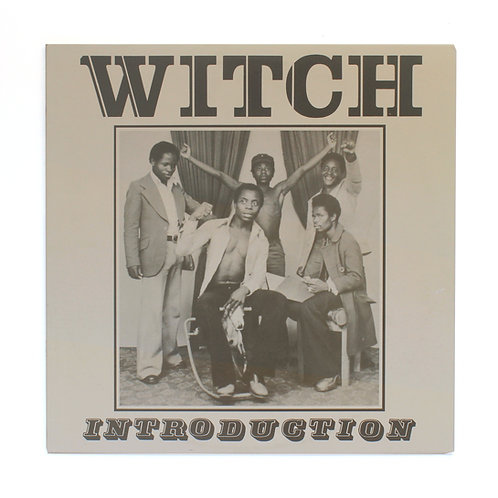 Witch|Introduction | 2013 Rp | Used lp