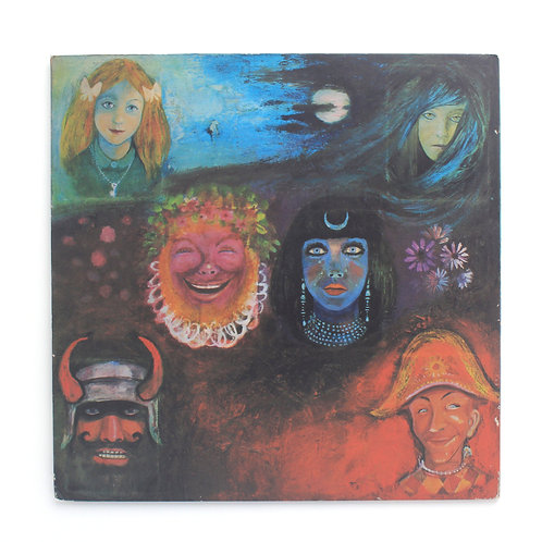 King Crimson ‎| In The Wake Of Poseidon | Used LP