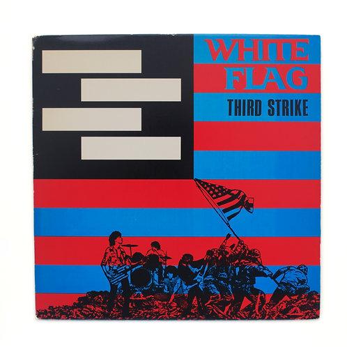 White Flag|Third Strike | 1st 1984 | Used Lp