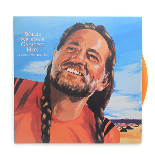 Willie Nelson | Greatest Hits | 2X Colored | Used Lp