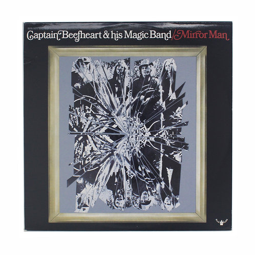 Captain Beefheart & His Magic Band | Mirror Man | 180 Rp | Used Lp