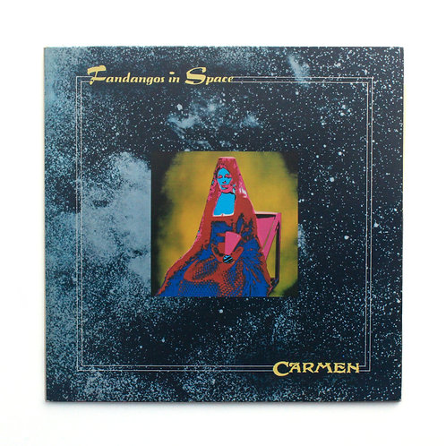 Carmen ‎| Fandangos In Space | 1973 Regal 1st | M- | Used Lp