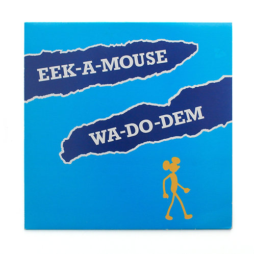 Eek-A-Mouse ‎| Wa-Do-Dem | 2012 RP | Used Lp