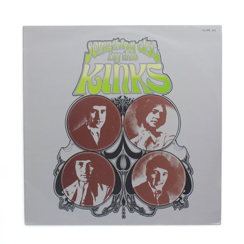 The Kinks| Something Else By The Kinks | Used Lp