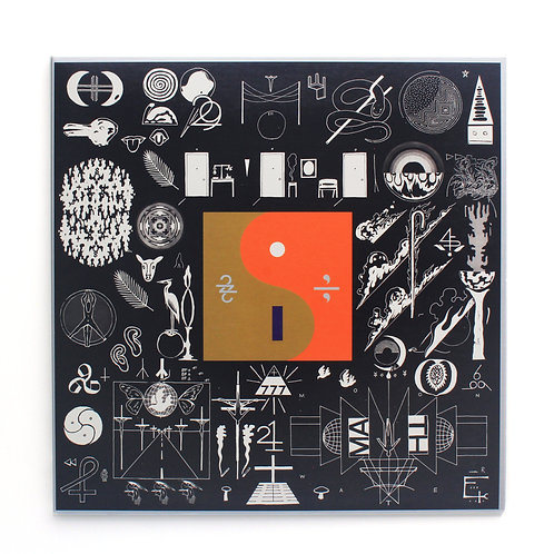 Bon Iver | 22, A Million | Used Lp