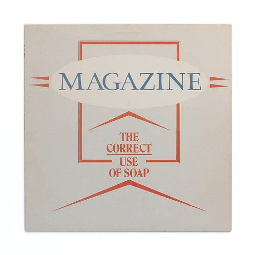 Magazine|The Correct Use Of Soap | 1st US 1980 | Used Lp