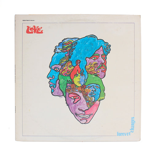 Love|Forever Changes | 1979 Stereo | Used LP