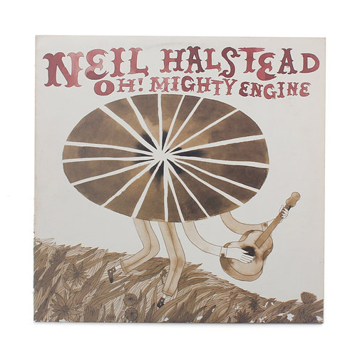 Neil Halstead|Oh! Mighty Engine | Used Lp