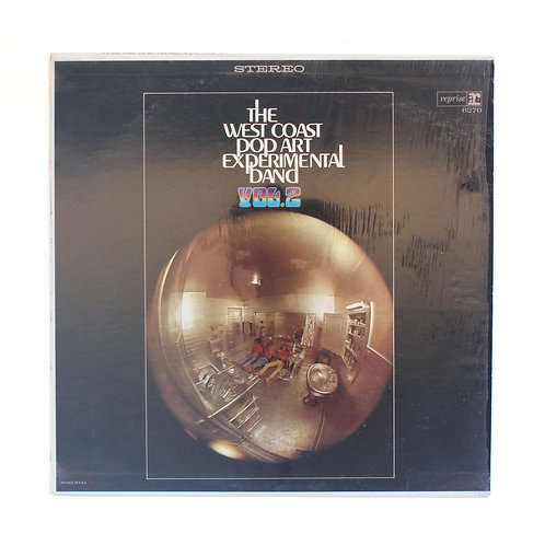 The West Coast Pop Art Experimental Band ‎– Vol. 2 | 1967 R6270 | Used lp