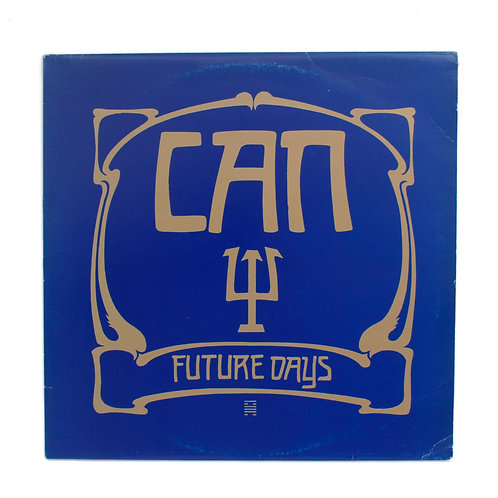 Can ‎| Future Days | RE 2000's | Used Lp