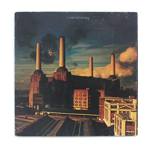 Pink Floyd ‎| Animals | JC 34474 1977 US | VG/M- | Used Lp