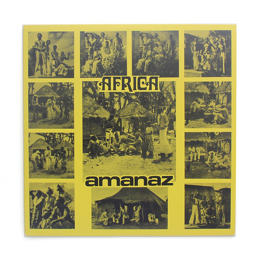 Amanaz|Africa | Used LP