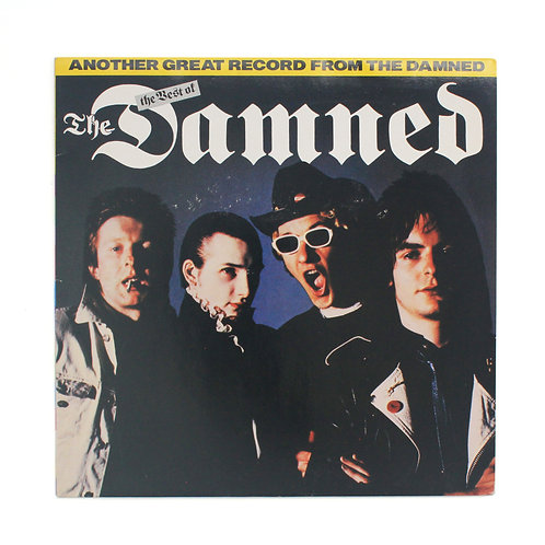 Damned (The)  | ‎Another Great.. | 1981 Dam 1 | Used Lp