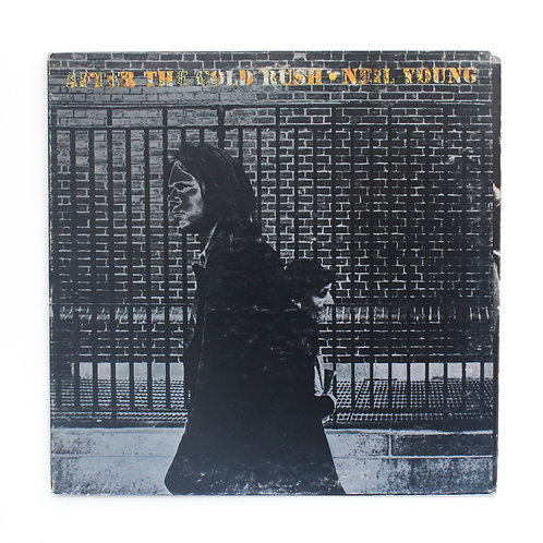 Neil Young|After The Gold Rush | 1st 1970 Gate | Used Lp