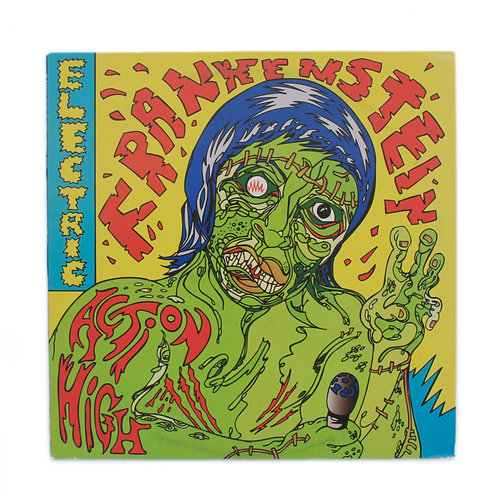 Electric Frankenstein|Action High | Used Lp