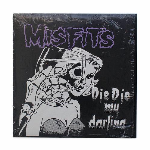 Misfits|Die Die My Darling | 2005 140g Rp | Used Lp