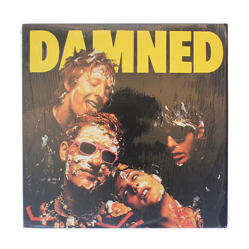 Damned (The) ‎| Damned Damned.. | 1989 Frontier 1033 | Used Lp