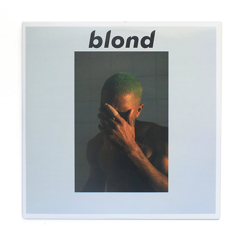 Frank Ocean ‎| Blond | U>R 2016 Italy | Clear | (Flawed) | Used Lp