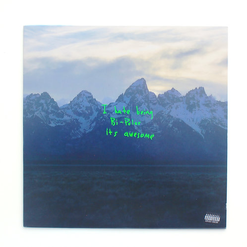 Kanye West|Ye | Used Lp