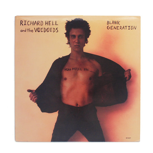 Richard Hell And The Voidoids | Blank Generation | 2003 Used Lp