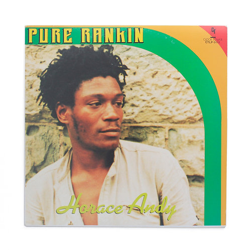 Horace Andy|Pure Ranking | Clocktower Rp | Used Lp