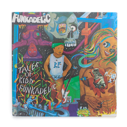Funkadelic|Tales Of Kidd Funkadelic | 92 Re | Factory Sealed Lp