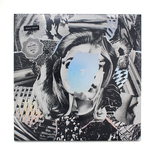Beach House ‎| 7 | Gate | 2018 | Factory Sealed Lp