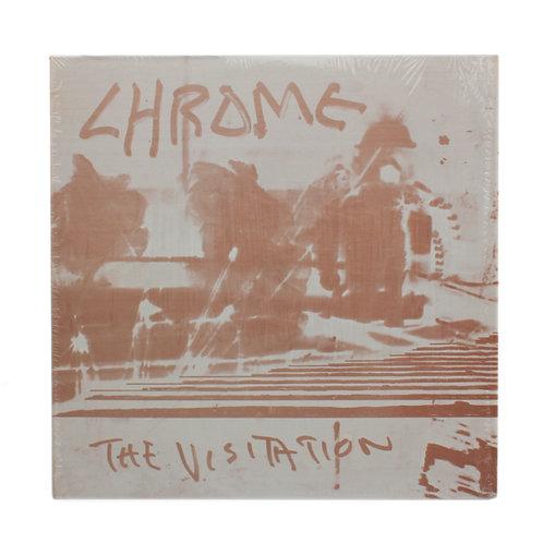 Chrome |The Visitation | 1976 OG | Used Lp