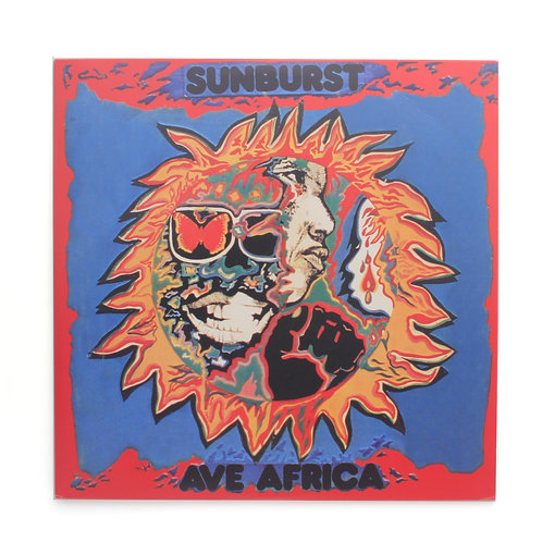 Sunburst | Ave Africa: The Complete Recordings 1973-1976 | Used LP