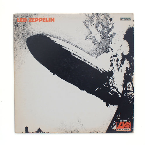 Led Zeppelin ‎| Led Zeppelin 1969 | Used Lp
