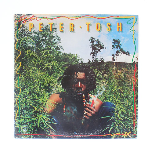 Tosh, Peter | Peter Tosh ‎| Legalize It | 1976 | Used Lp