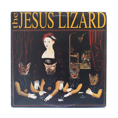 Jesus Lizard|Liar | 1992 2nd Us | Used Lp