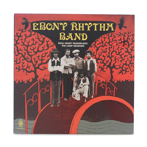 Ebony Rhythm Band ‎| Soul Heart... | 2004 | NM | Used LP