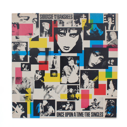 Siouxsie And The Banshees | Once Upon A Time/The Singles | Used Lp