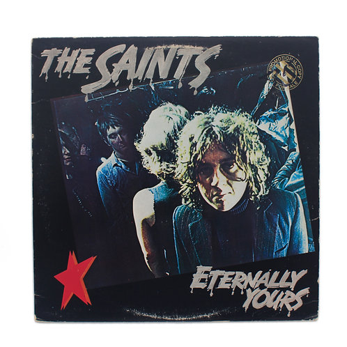 The Saints | Eternally Yours | 1978 | Used Lp