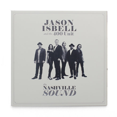 Jason Isbell And The 400 Unit |The Nashville Sound | Used Lp