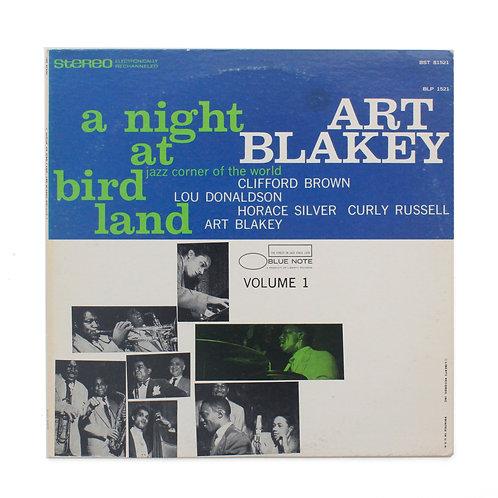 Art Blakey Quintet|A Night At Birdland, Volume 1 | 70's Rp | Used Lp