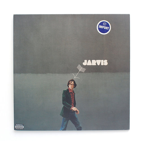 Jarvis |The Jarvis Cocker Record | 1st | Used LP