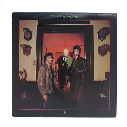 The Stranglers| Stranglers IV (Rattus Norvegicus) 82 | Used LP