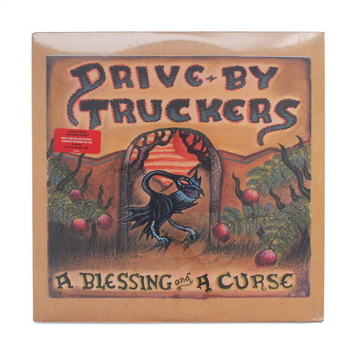 Drive-By Truckers ‎| A Blessing And A Curse | 2007 | Factory Sealed Lp
