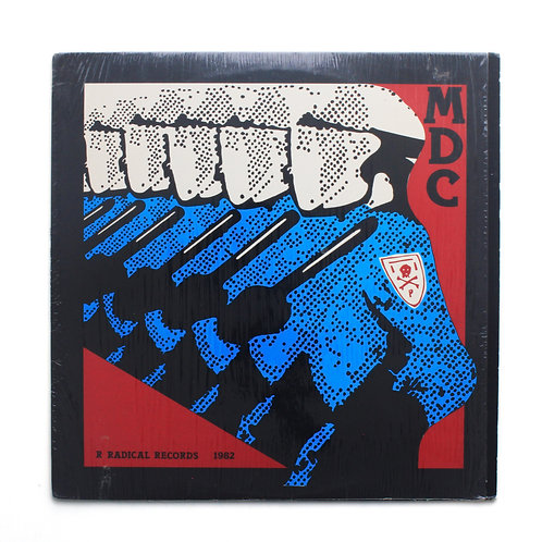 MDC | Millions Of Dead Cops | 1982 | Used LP