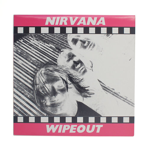 Nirvana| Wipeout | Used Lp