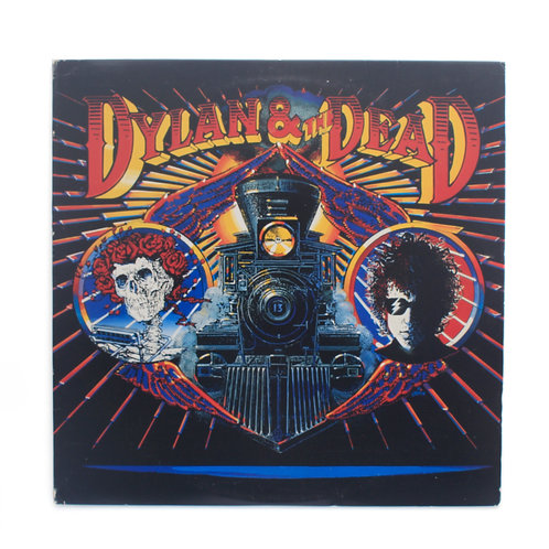 Dylan & The Dead ‎– Dylan & The Dead | Promo | Used Lp