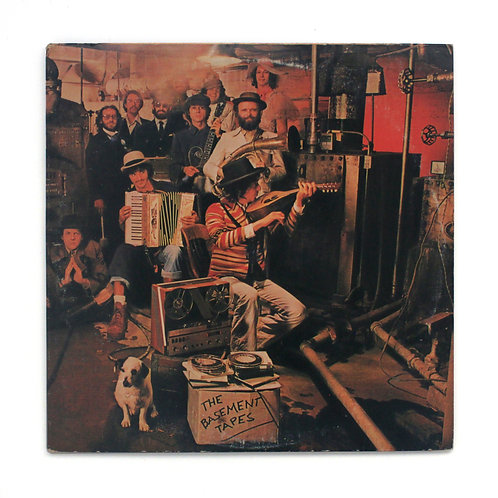 Bob Dylan & The Band ‎| The Basement Tapes | 1st Press | VG++ |Used LP