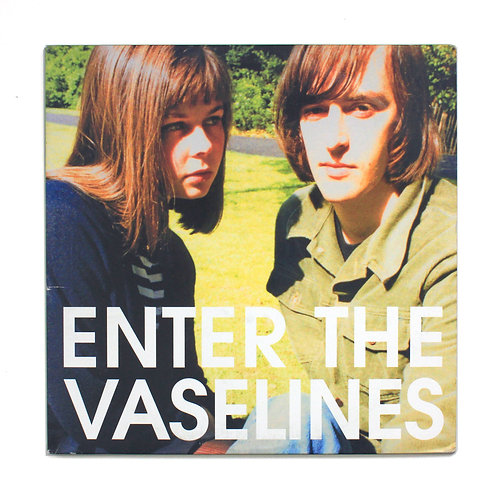 The Vaselines|Enter The Vaselines | 2009 | Used Lp