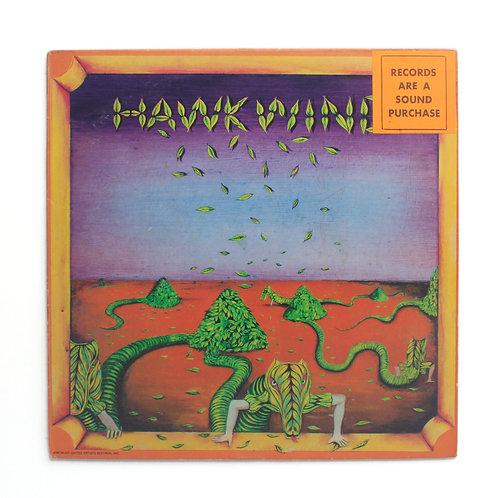 Hawkwind Hawkwind 1971 UA   Used Lp