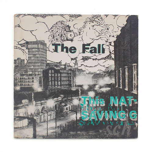 The Fall ‎| This Nation's Saving Grace | VG/Nm | Used LP